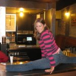 Bar split