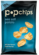 Popchips Review, Giveaway & Recipe