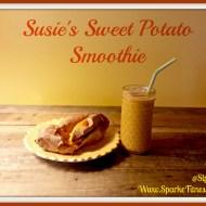 Susie's Sweet Potato Smoothie