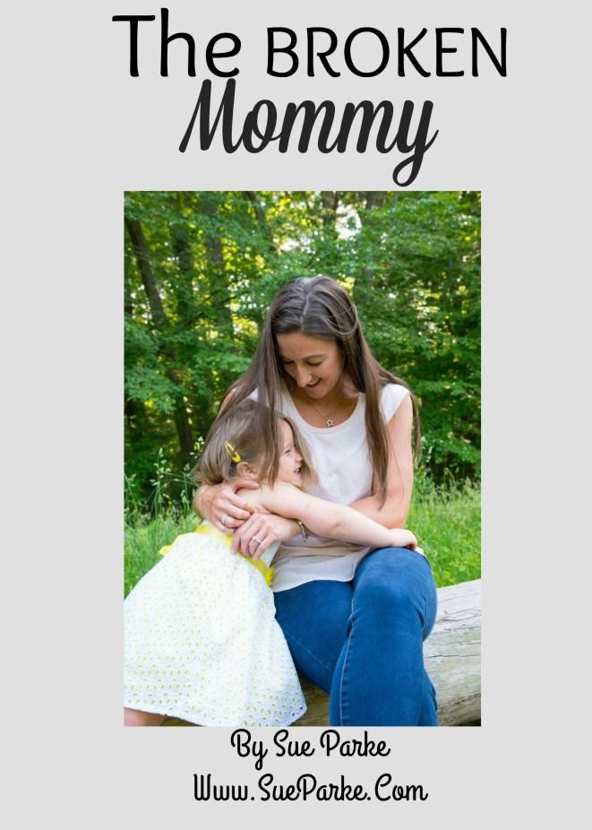 the broken mommy blog