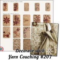 INSPIRA EMBROIDERY DESIGNS  EMBROIDERY & ORIGAMI