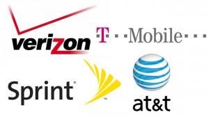 Four Major Phone Companies Main