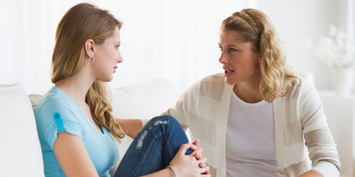 Image result for parents advising teen