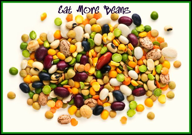 Beans : A Superfood & Easy Ways To Use them In Your Diet !