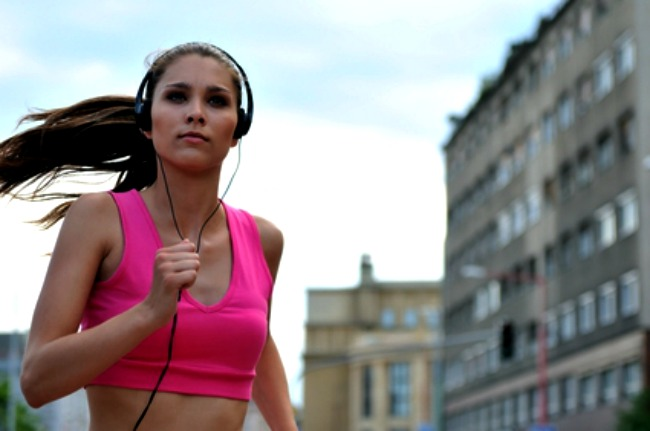 Playlist Power ! Working Out To Music Can Burn More Calories