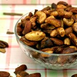 Sweet N Spicy Roasted  Spiced Nuts