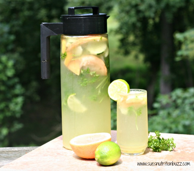 grapefruit vitamin water