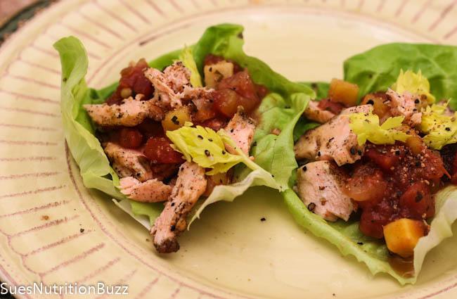 salmon lettuce wraps-2