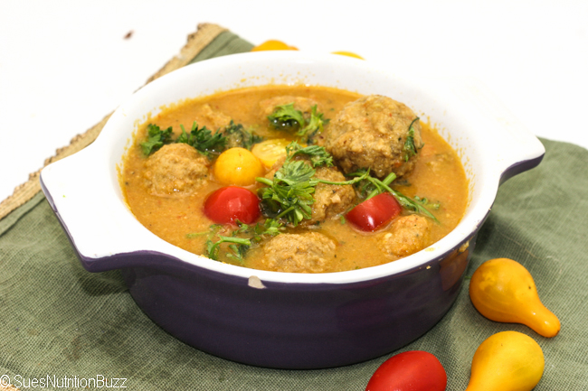 Chicken Curry Meatballs-0190