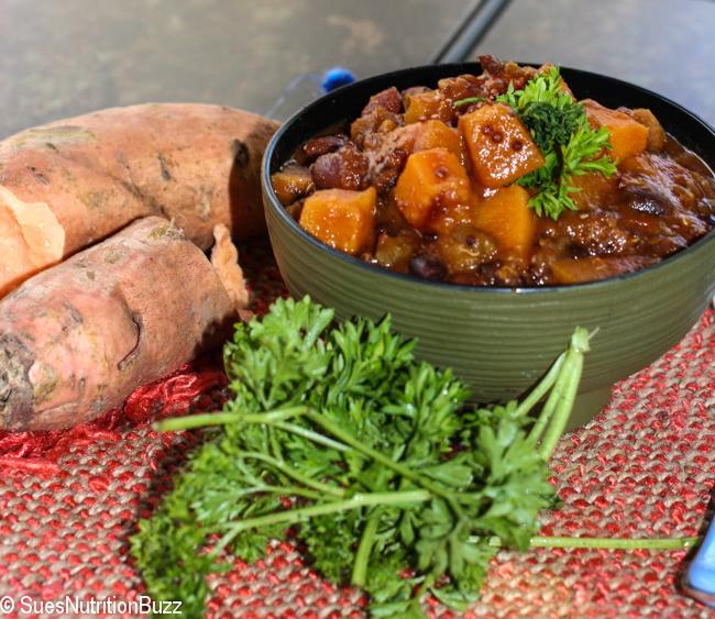 Sweet potato quinoa chili-0347