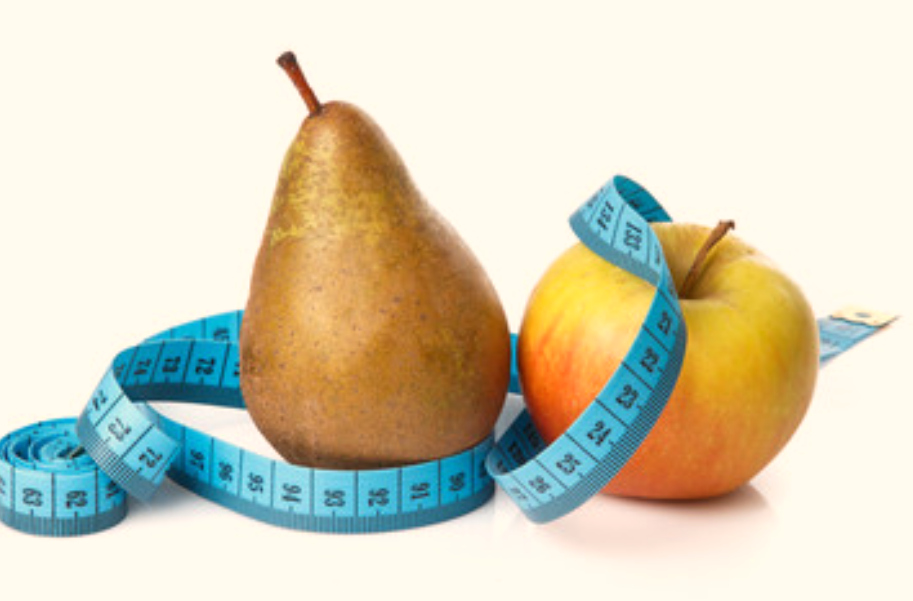 Are You an Apple or Pear? Eating For Your Body Type
