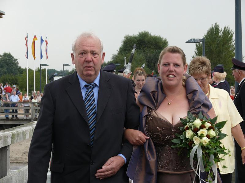 Sssauerde gt Hochzeit auf der Seebrcke