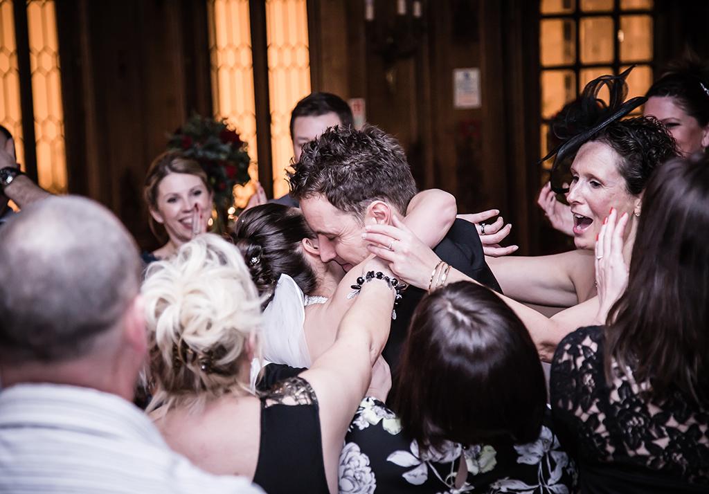 White Swan Alnwick wedding photography