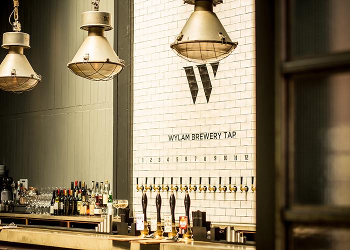 bar wylam brewery