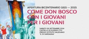 Manifesto Bicentenario 2015 header