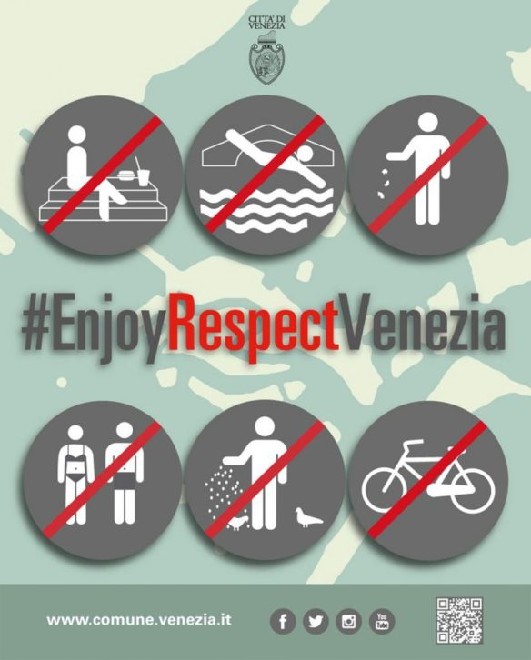 enjoyrespectVenezia