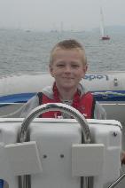 Suffolk Family Sailing Testimonial Picture