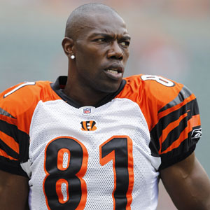 Terrell Owens faces Incarceration