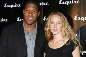 Michael Strahan Child Support