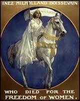 Inez Milholland poster