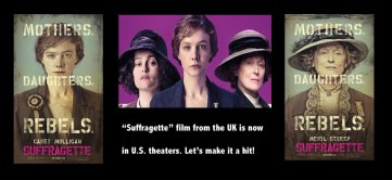 """Suffragette"" film"