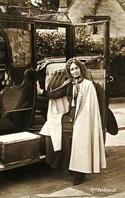 Pankhurst auto gift
