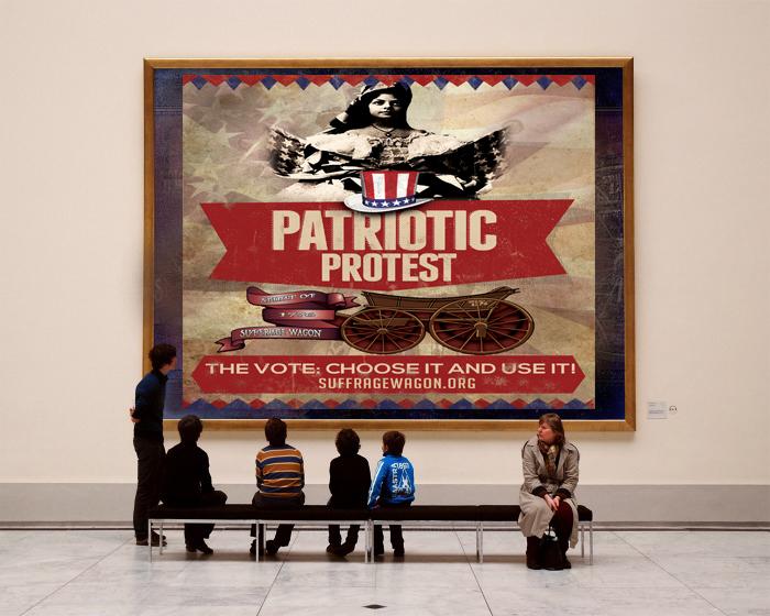 Patriotic Protest