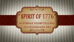 Suffrage Storytelling