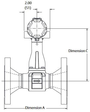 Rosemount 8800 Vortex Flowmeter Manufacturers and