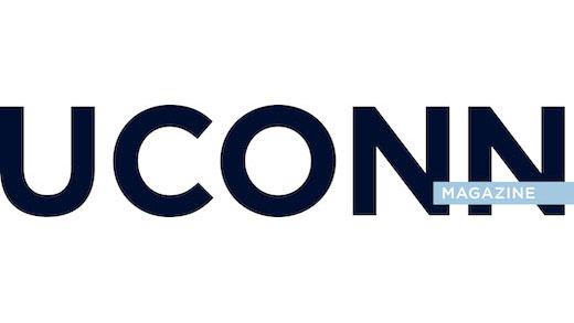 UCONN magazine logo
