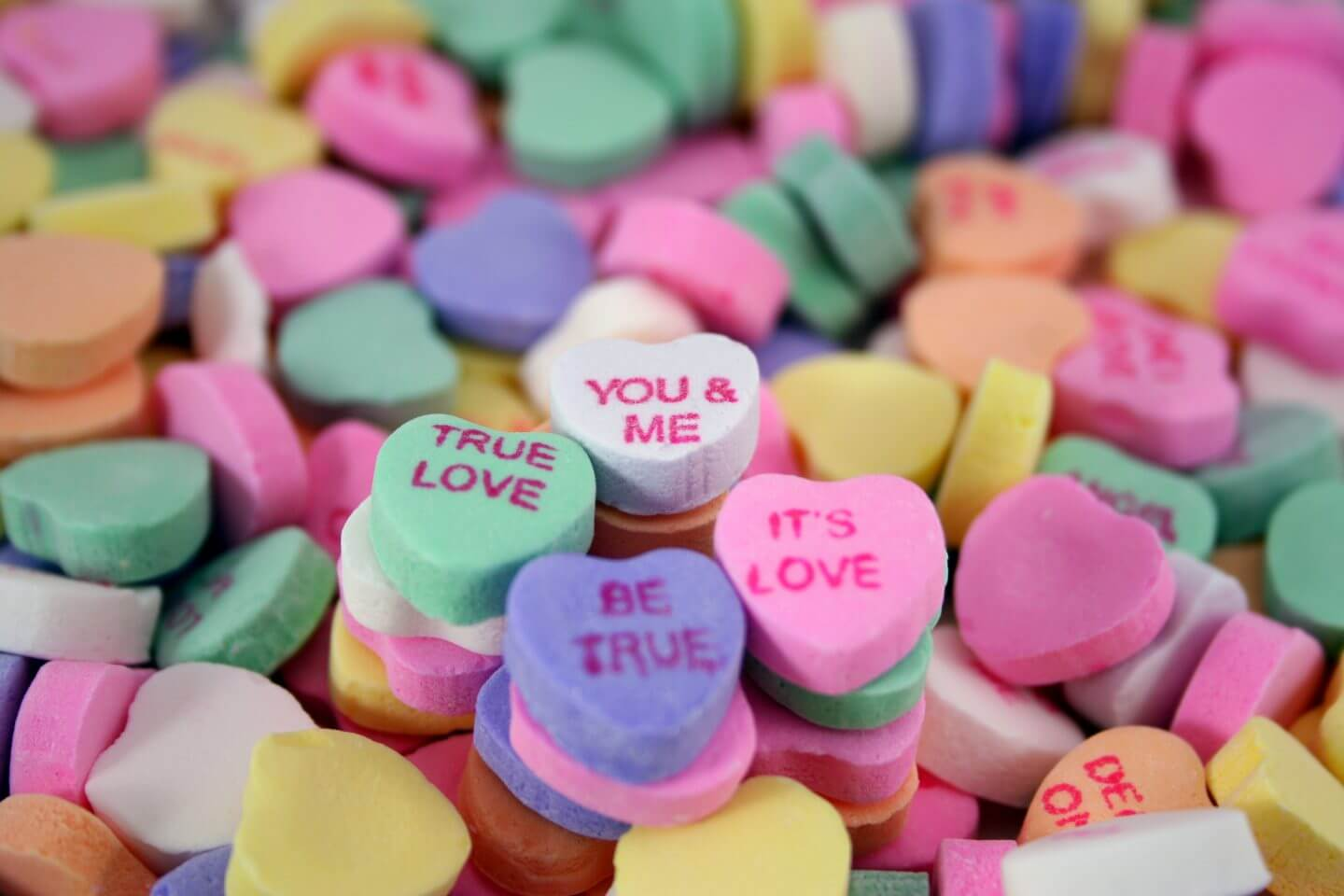 valentines day sweethearts significant other sugar