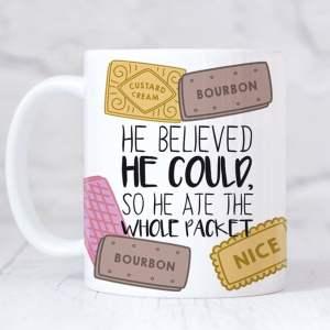 funny mug for him
