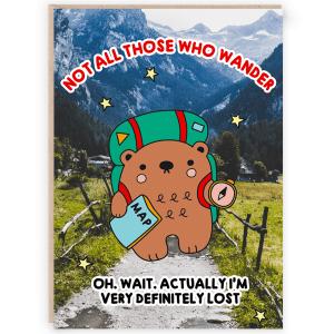 Adventure Card