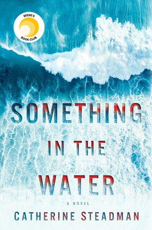 Something In The Water - Looking for a good book to read this summer? Check out these 18 Books on my Summer Reading List for recommended inspiration! From Self Help and Young Adult to Fantasy and Mystery, there's plenty to keep you entertained!