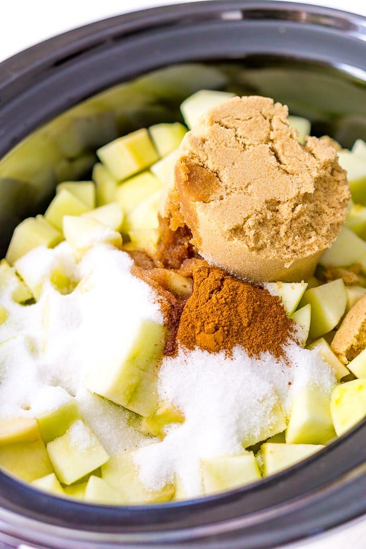 How to Make Crockpot Apple Butter