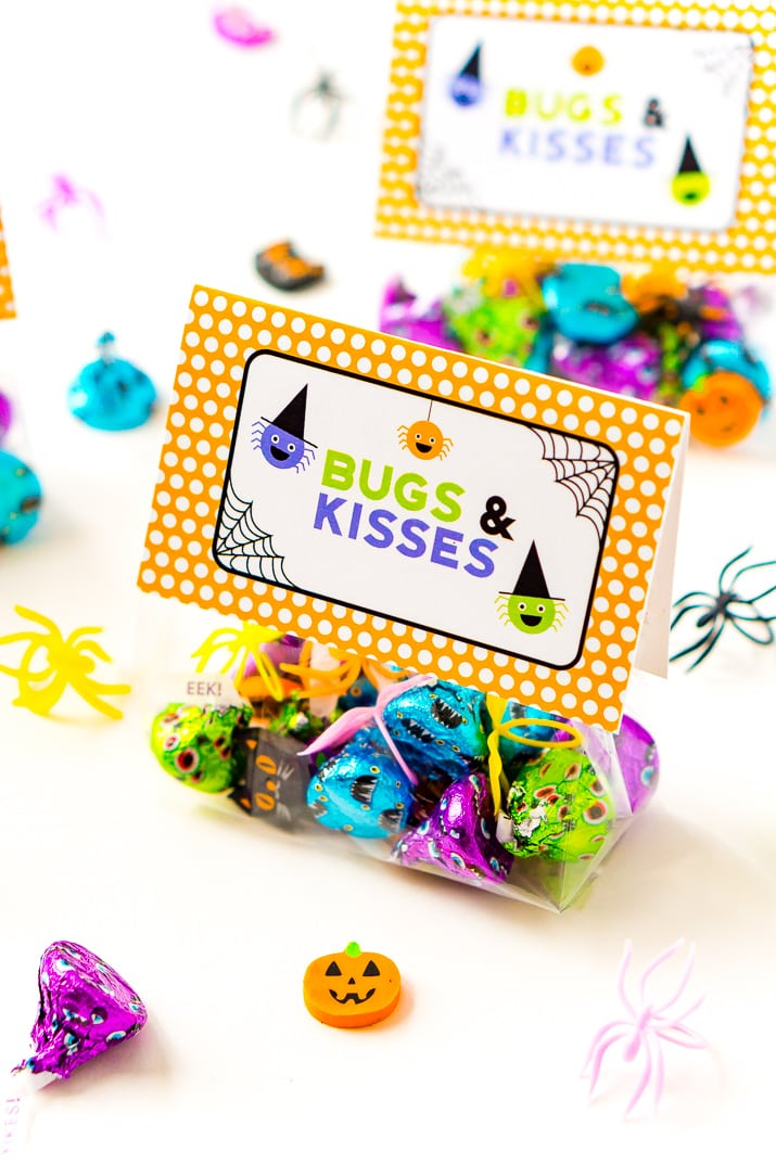 picture regarding Bugs and Kisses Free Printable titled Halloween Coloring Webpages Cost-free Printables Sugar Soul
