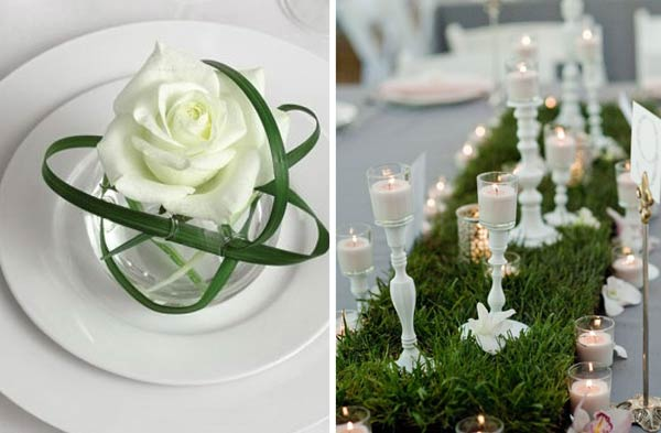 Simple Wedding Decorations For Church