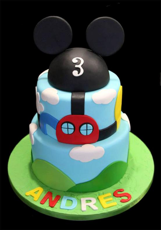 Sugarbabies Mickey Minnie Mouse Birthday Cake Gallery Mickey Mouse