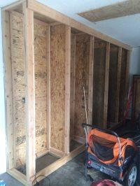 DIY Garage Storage Cabinets - Sugar Bee Crafts