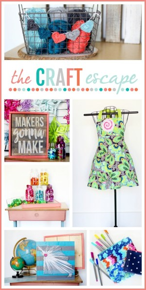 the craft escape