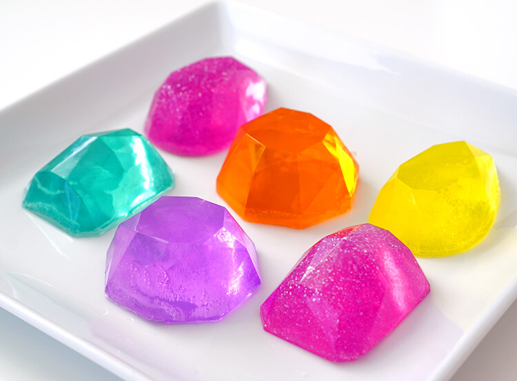 Rainbow-Gemstone-Jewel-Soaps-DIY-Craft