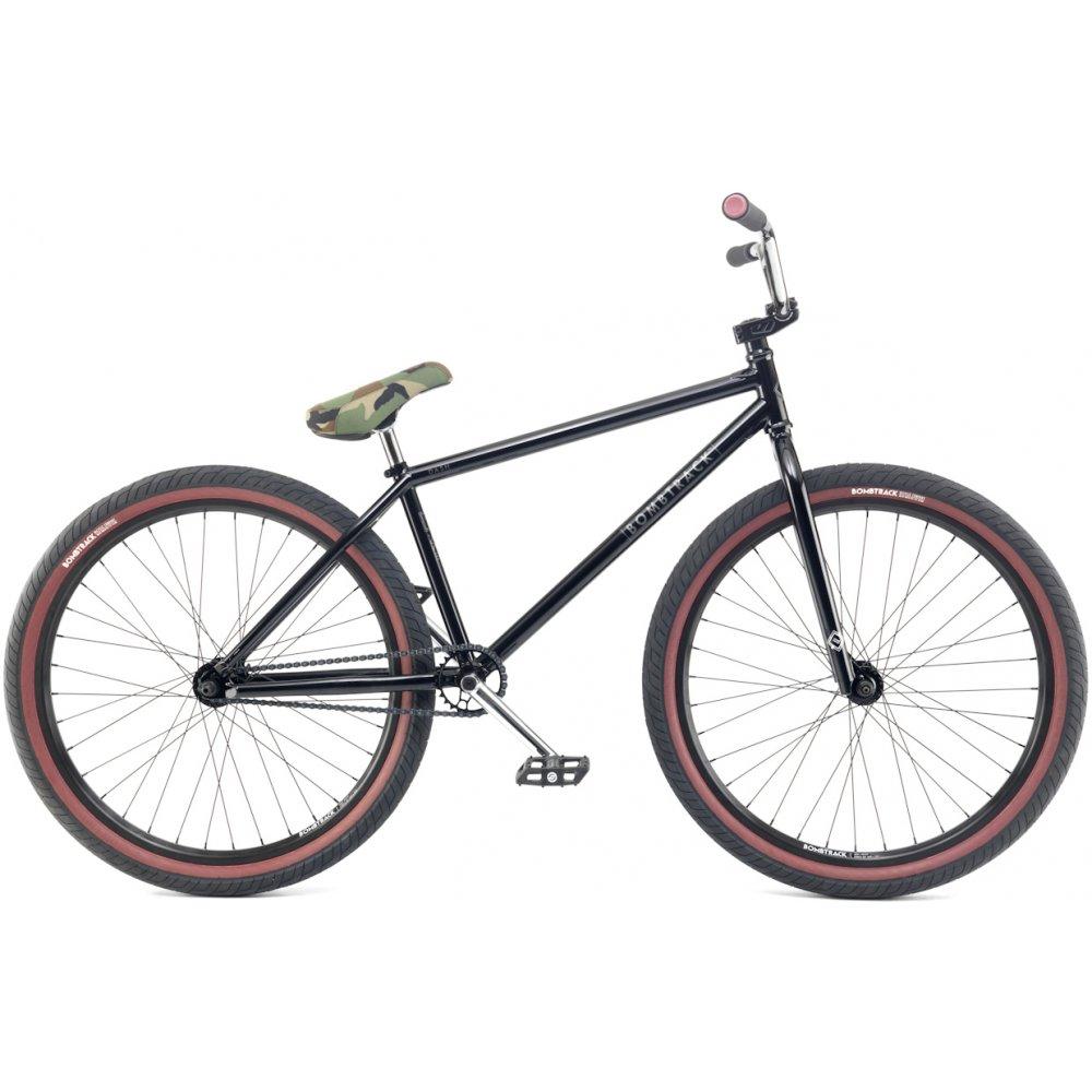 Bombtrack Dash Fixed Gear Freestyle Bike 2015