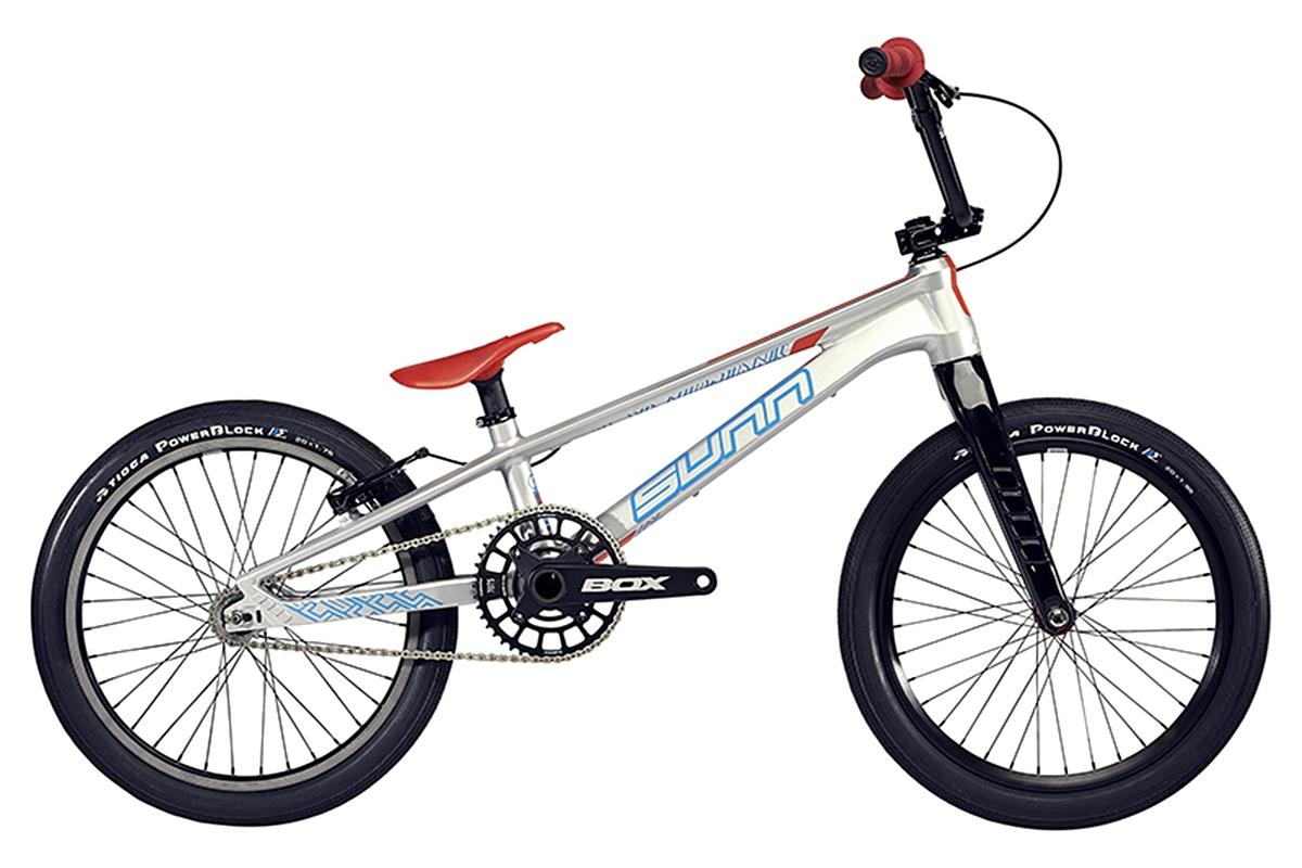 Sunn Royal Finest Complete Bmx Racing Bike Sunn Fr
