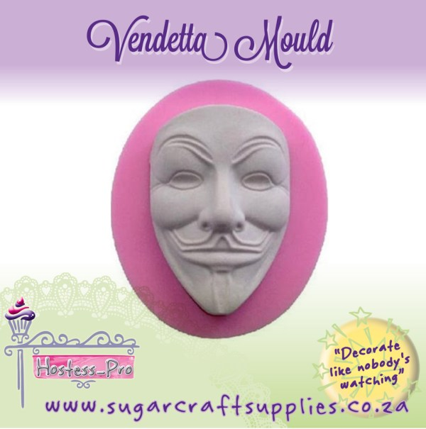 VENDETTA SILICONE MOULD