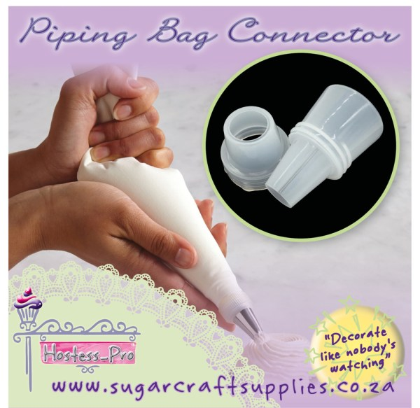 piping bag connector