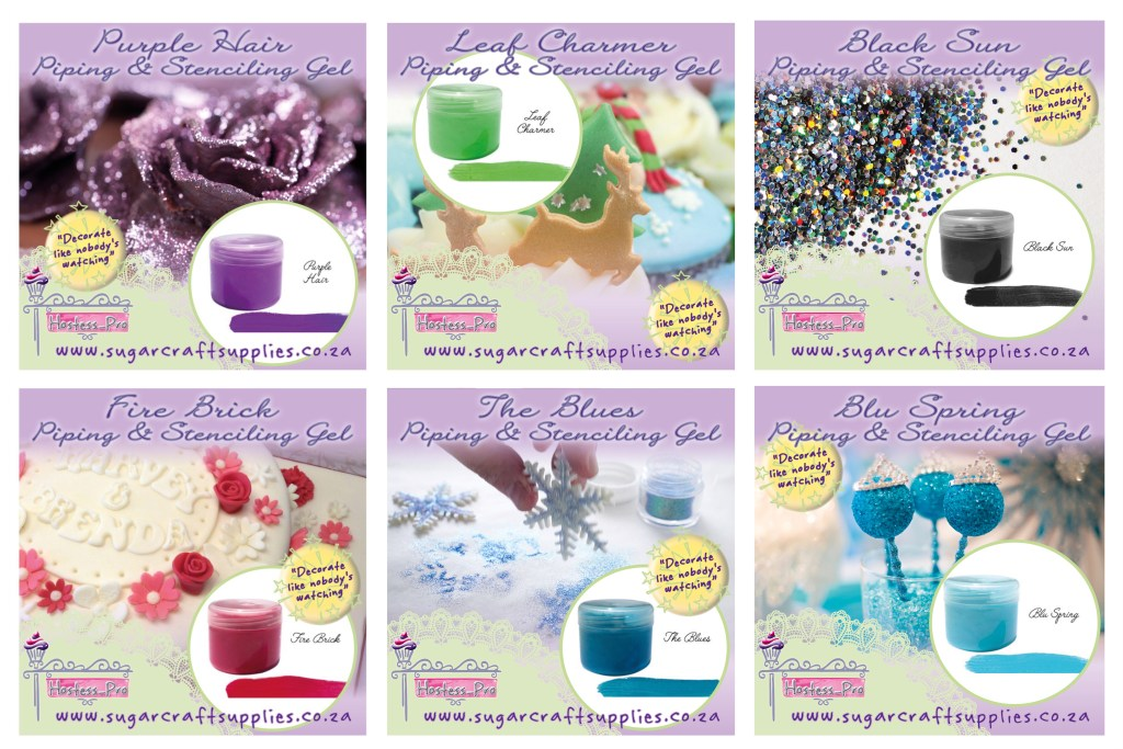 Piping & Stenciling Gel