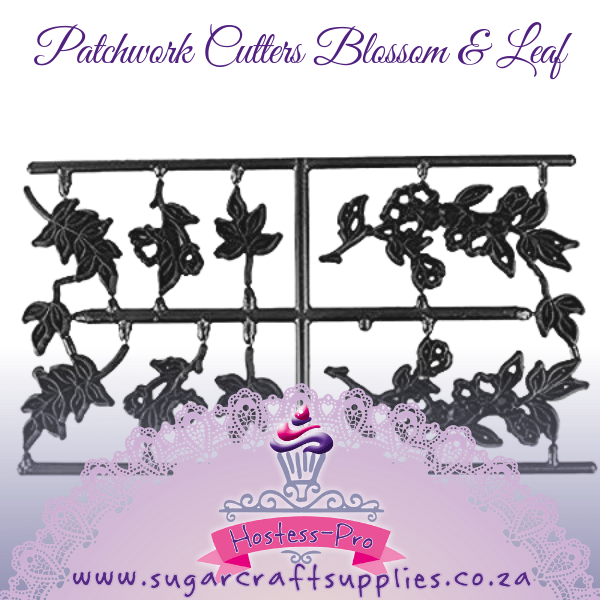 Patchwork Cutters | Blossom & Leaf