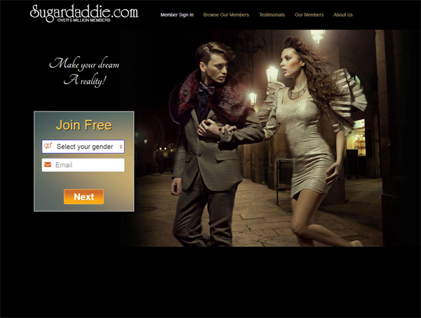 how to get members on dating website