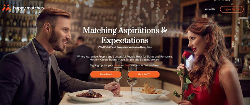 HappyMatches Review