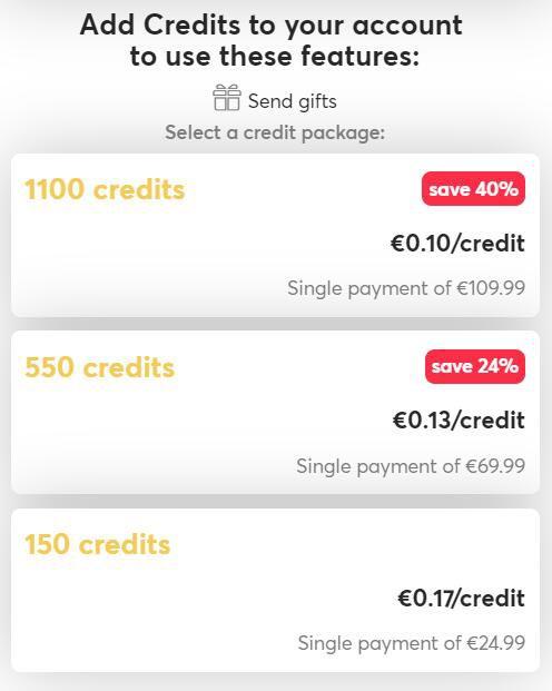 RichMeetBeautiful Credits